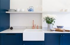 Before and After: ABuzzfeed Founder's Renovated Rowhouse, Budget Edition