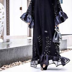 #Repost @the.queen.of.oman with @instatoolsapp مثل المسا والجو الجميل Beautiful abaya by @so_chic_abaya #subhanabayas #ازياء #عبايات #عباية #أناقة #fashionblog #lifestyleblog #beautyblog #dubaiblogger #blogger #fashion #shoot #fashiondesigner #mydubai #dresses #capes #uae #dubai #ksa #kuwait #bahrain #oman #instafashion #dxb #abaya #abayas #abayablogger #абая Dubai Top Abayas Designs Feeds By SUBHAN ABAYAS. Follow http://bit.ly/SubhanAbayasFB - Facebook http://bit.ly/SubhanAbayasIG…