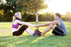 Fit in die Ehe mit Jessica Schneider  #heiraten #cuxhaven #fitness #sport #ehe
