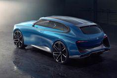 The Bugatti Spartacus SUV gives the company its own 'Lamborghini Urus' moment Bugatti Cars, Bugatti Veyron, Lamborghini, Best Luxury Cars, Luxury Suv, Bike Mirror, 4x4, Sport Suv, Automotive Design