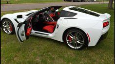 Arctic White Stingray | Corvette Stingray Forum