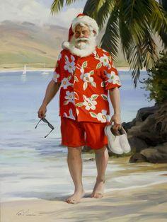 Tom Browning Santa Holidays