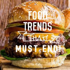 8 tired restaurant trends that must end now!