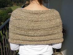 ~*~  Amigas_do_croche®  ~*~: ESTOLA - tricot . Rô Szili