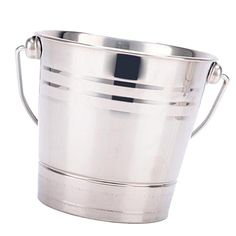 Description: 100% brand new and high quality Made of stainless steel,durable and prevents acid corrosion, An perfect Ice bucket, freeze container, countertop display Can be fitted a variety of use. such as: wine/ice/champagne/juices cooler barrel or snacks etc storage. An essential product for your ,home, party, bar, restaurant, hotel, entertainment industry, buffet, clubs, KTV, etc It is portable and easy to use It is energy saving It is easy to clean, non-toxic and non-rot It is also an great Bucket Cooler, Wine Bucket, Beer Cooler, Champagne Ice Bucket, Champagne Cooler, Ice Cube Trays, Wine Parties, Wine And Beer, Stainless Steel