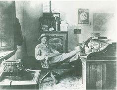 1890's Arizona, Sheriff George Ruffner.