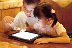 Cách giám sát trẻ chơi máy tính bảng yếu tố: đồ chơi của trẻ ứng dụng: trò chơi thông minh cho trẻ dưới 10 tuồi