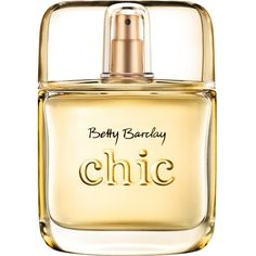Betty Barclay Chic, Eau de Parfum Spray, 20ml ($27) ❤ liked on Polyvore