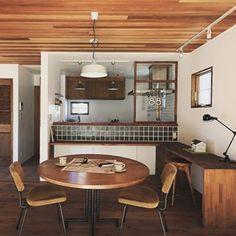 HUGHOME №88 @hughome Instagram photos   Websta (Webstagram) Tropical Interior, Interior Architecture, Interior Design, Space Furniture, Cafe Restaurant, Office Interiors, Kitchen Dining, Living Spaces, Sweet Home