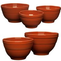 4pc Mixing Bowls with Lids (245920) | Mixing bowls, Fiestas and Bowls