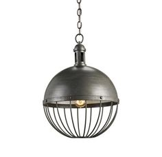 Currey and Company Verne Pendant 9886 from Build.com