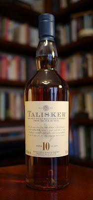 The Talisker 10 Single Malt Scotch Whisky