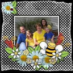 Bee True Quick Pages