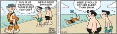 Beetle Bailey Comic Strip for August 22, 2014