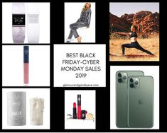 The best Black Friday, Small Business Saturday and Cyber Monday . Best Black Friday Sales, Black Friday Shopping, Black Friday Deals, Best Online Sales, Cool Tech Gifts, Kat Von D Makeup, Best Gifts For Her, Small Business Saturday, Cyber Monday Sales