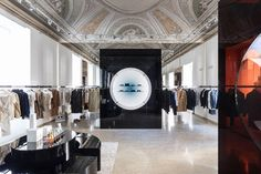Salle privée showroom, Milan – Italy » Retail Design Blog