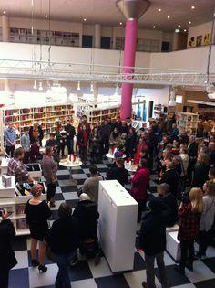 Viborg bibliotek. DK
