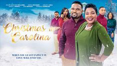 Watch Trailer for CHRISTMAS IN CAROLINA, Starring 'Family Matters' Stars Kellie Williams and Darius McCrary | VIMOOZ Family Matters, Giving Up On Love, Love You, Watch Trailer, Indie Films, Holiday Movie, Pli, Nba Players, Te Amo