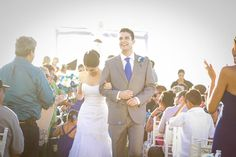 Nothing beats the expression of a recently wedded #groom #wedding #PuertoVallarta