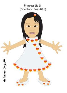 Princess Jai Li - Become a Princess Contest 2013 Winner
