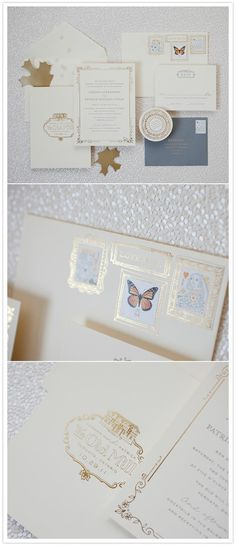 Wedding Ideas: beautiful-invitations-from-cheree-berry
