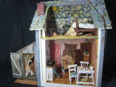 Minnan nukkekodit ja miniatyyrit