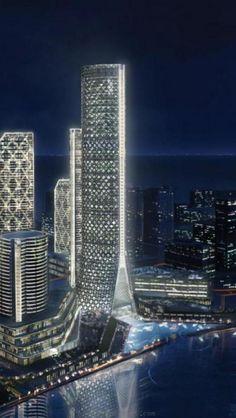 ✯ Tameer Towers - Abu Dhabi, United Arab Emirates