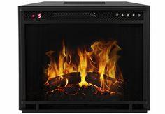 "Touchstone Edgeline - 28"" Electric Fireplace Insert (#80016)"
