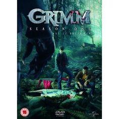 Grimm sci-fi detective