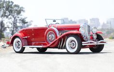1930 Duesenberg Model J Disappearing-Top Convertible Coupe by Murphy Retro Cars, Vintage Cars, Antique Cars, Duesenberg Car, Convertible, Auburn Car, Classy Cars, Classic Motors, Amazing Cars