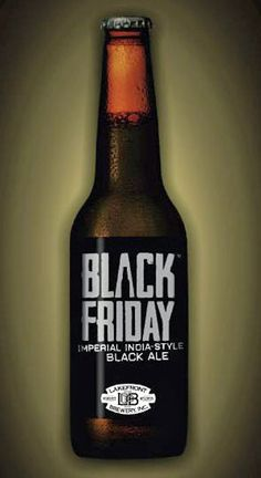 Wisconsin brewery offers special Black Friday beer