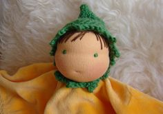 Waldorf cuddle doll, first doll by hawthornsprite on Etsy Waldorf Dolls, Cuddle, Christmas Ornaments, Trending Outfits, Toys, Holiday Decor, Unique Jewelry, Handmade Gifts, Vintage