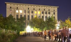 The Berghain Backstory: Building Berlins Most Legendary Nightclub  Cuepoint  Medium Where techno reigns and the limits of decadence are pushed D eep dark bass tones are seeping through the walls of the old East German power plant giving the