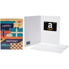 Amazon.com Gift Card in a Greeting Card (Various Designs)         >>> Find out more about the great product at the image link. (This is an affiliate link) #GiftCards