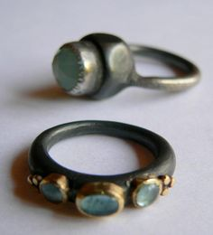 Andrea Munoz rings