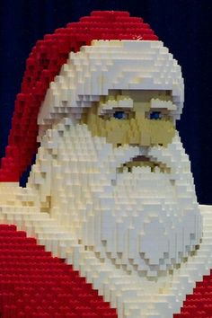 Oh wow... #lego #Santa