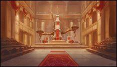 DeviantArt: More Like Fantasy City Concept- Rise to the Throne by atomhawk Fantasy City, Fantasy Castle, Fantasy Places, Medieval Fantasy, Fantasy World, Environment Concept Art, Environment Design, Princess Of China, Casa Anime