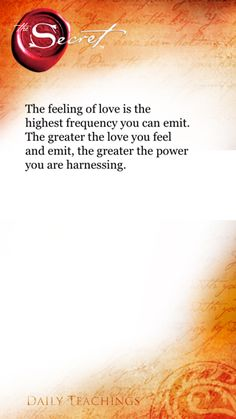 There is no greater thing than love!