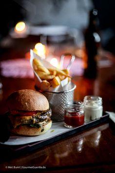 Restaurantbesuch bei Tim Mälzers Off Club –Burger |GourmetGuerilla.de