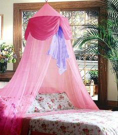 Pink & Purple Chiffon Furbelow Princess Bed Canopy By Sid by Pink & purple chiffon furbelow Princess Bed Canopy by sid, http://www.amazon.com/dp/B004PDL7WI/ref=cm_sw_r_pi_dp_.mA.pb1G4ZW87