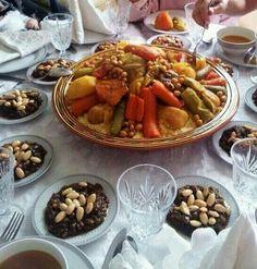 الكسكس المغربي