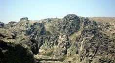 Panorámica hacia el Torreón del Calvitero