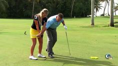 Meghan Hardin joins Michael Breed to work on her swing arc to produce solid contact for better distance control. See more on Big Break Academy, Tuesdays 11:30 PM ET. 'Click  HERE  for more 'Big Break NFL' content.