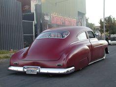 1949 chevy fleetline chopped - Google Search