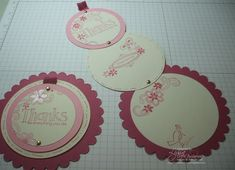 Photo Tutorial: Telescoping Circles Card - Song of My Heart Stampers
