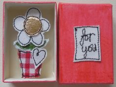 'For You' Box £4.00