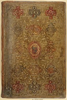 Fanfare binding, Paris (c. 1585)