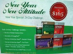 AdvoCare 24 Day Challenge on sale until the 17th for less than $7 a day!! Average of 11lbs & 11 inches in 24 days! Get product, coach & $ back guarantee.   www.fitchampion.com
