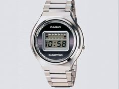 Casiotron After four decades of digital wristwatch firsts -- from barometer, MP3 player and camera to GPS and blood pressure gauge -- Casio jumps into the ... - Page 2