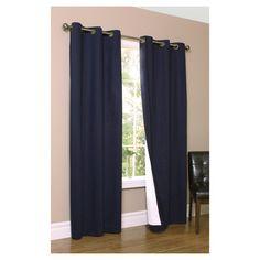 Weathermate Grommet Top Curtain Panel Pair -